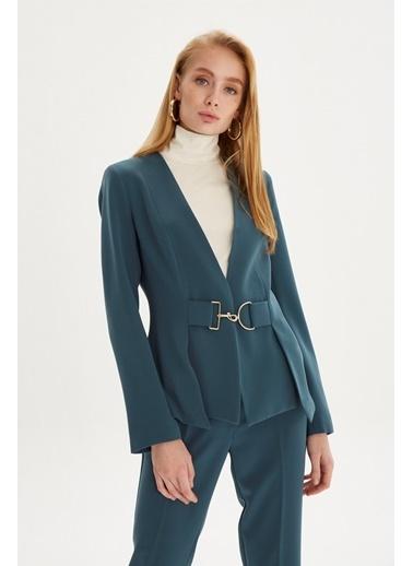 Setre Ceket Mavi